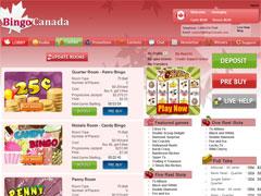 Bingo Canada Online