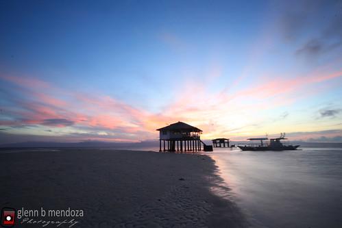 Good Morning Manjuyod Sandbar