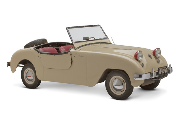 1951 Crosley Hotshot Roadster Flickr Photo Sharing