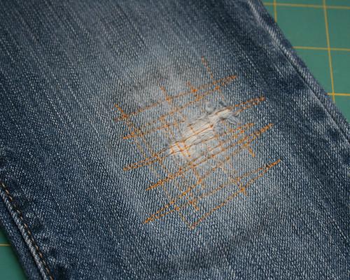 mending jeans 4
