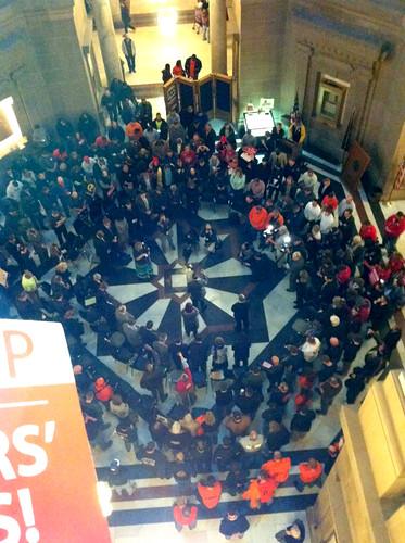Indiana Dems Caucus