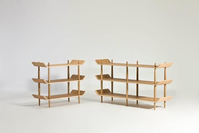 Kish shelves