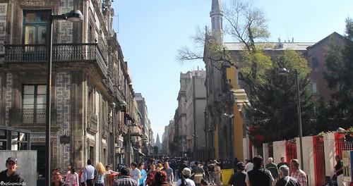 Calle Francisco Madero
