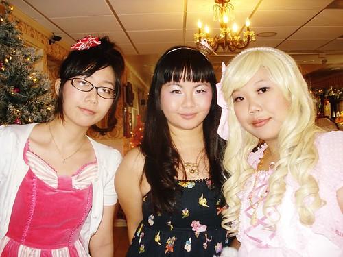 Christi, Me, and Kari