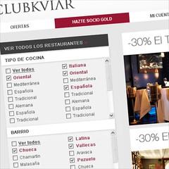Web Clubkviar