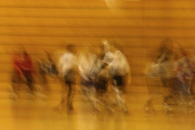 Basket Blur by snakepliskens