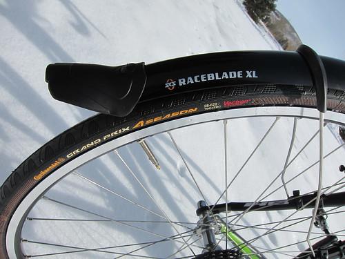 BH CX as utility bike 5