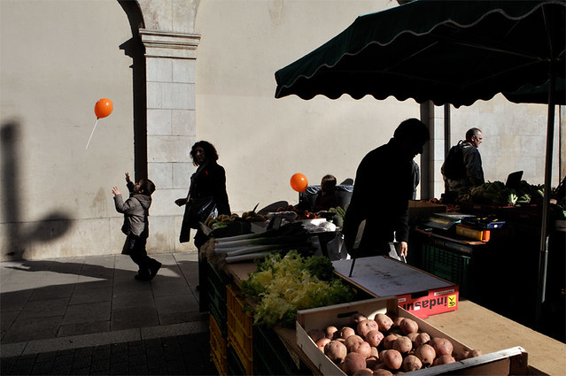 Fantastic Color Street Photographs