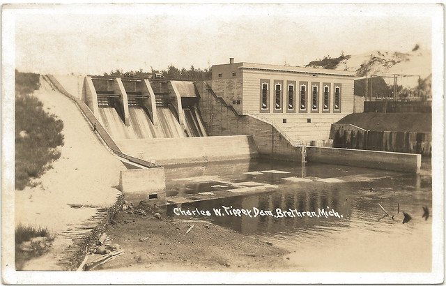 Nw wellston mi rppc 2 industry power generation great for Tippy dam fishing
