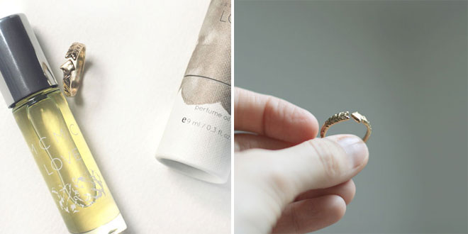 printed calligraphy gifts tags from yours is the earth