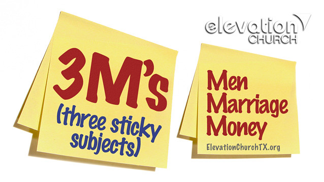 3M's (three sticky subjects)