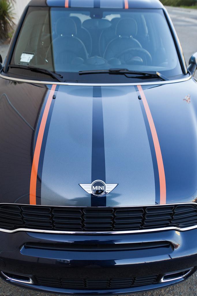 Electric Mini Cooper >> Interior/Exterior Got Striped - North American Motoring