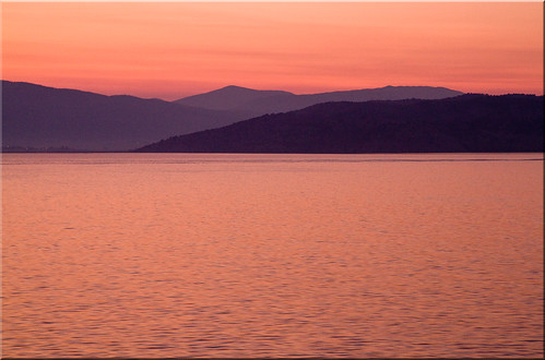 cruise sea sunrise dawn mediterranean greece jade 100views corfu kerkyra adriatic ncl ionian 2945 ©2011jillclardy