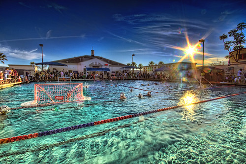 Laguna Beach Water Polo
