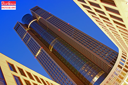 Frankfurt Skyscraper by david gutierrez [ www.davidgutierrez.co.uk ]