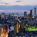 Tokyo by night #2 by Le Velo Indigo