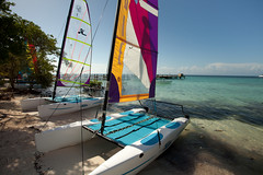 Resort Activities - Hobie Cats