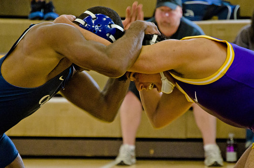Wrestling vs. Cal State Bakersfield