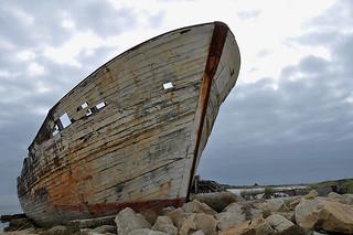 Étel - Shipwrecks XIX