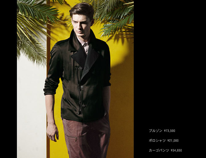 Thomas Hoefnagels0065_LANVIN COLLECTION SS12 Catalogue