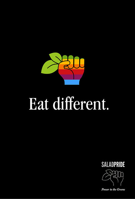Eat different.