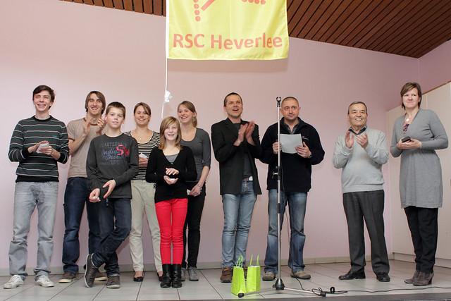 Kampioenenviering R.S.C. Heverlee 2011