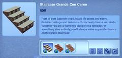 Staircase Grande Con Carne