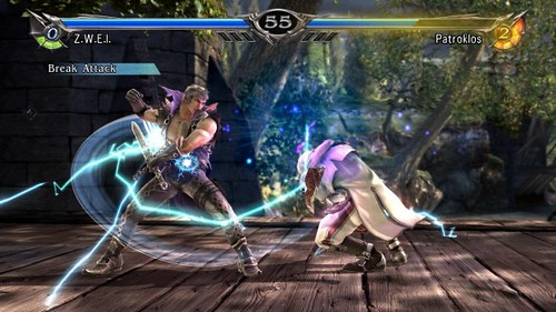 SoulCalibur V Z W E I Strategy Guide - Moves and Combos