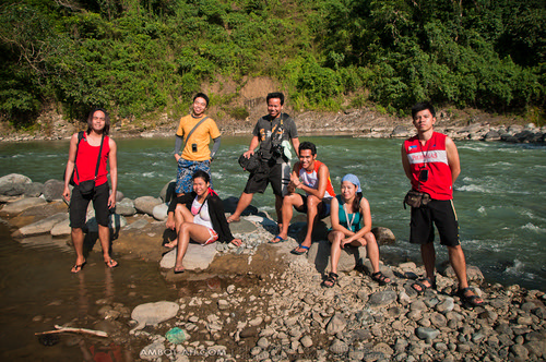 White Water River Rafting - Tabuk - Kalinga, Philippines (090436 - 120123)-1
