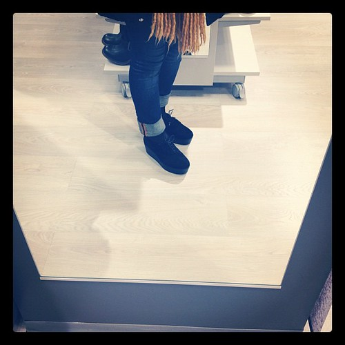 YEEEE boughtt 'em!!!! #flatforms #vagabond #suede #shoes #jeans