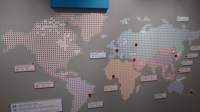 Weltkarte: Übersicht