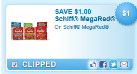 Schiff Megared Coupon