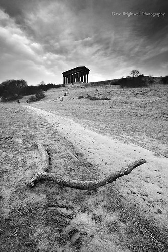 Penshaw Mono-ument by Dave Brightwell