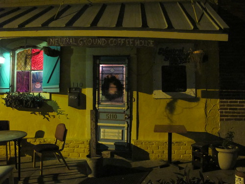 Neutral Ground Coffeehouse. Photo by Briana Prevost