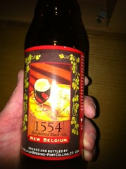 New Belgium 1554 Black Ale by BeerHyped.com