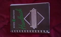 Acorn electron handbook