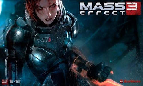 Mass Effect 3 Armor Locations Guide