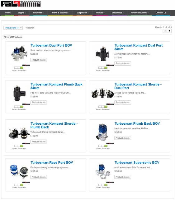 Turbosmart Products - We've got it! - Miata Turbo Forum - Boost cars