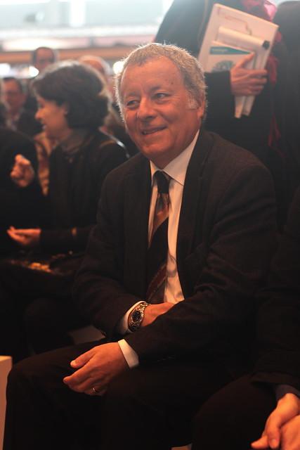 Pierre Dutilleul - Salon du Livre 2014