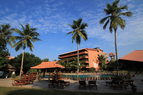 Uday Samudra Beach Resort