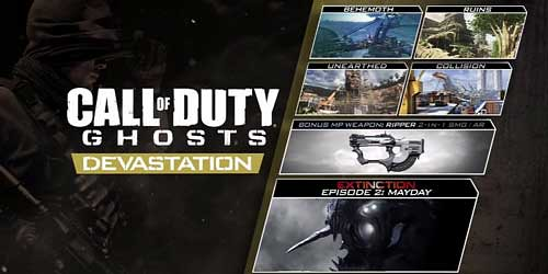 Call of Duty: Ghosts - Devastation DLC coming to PC, PS3 & PS4 in May