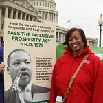 Honor Dr. King's fight for economic justice with tax on Wall Street