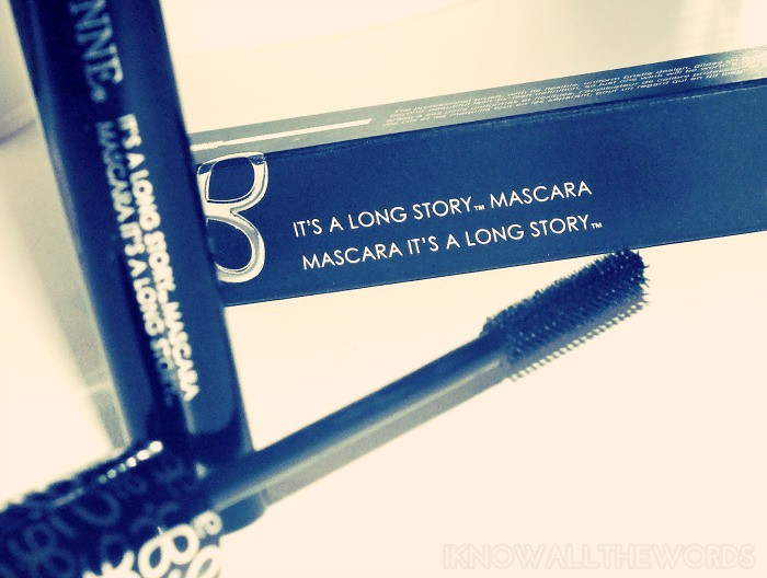 Arbonne It's a Long Story Mascara (3)
