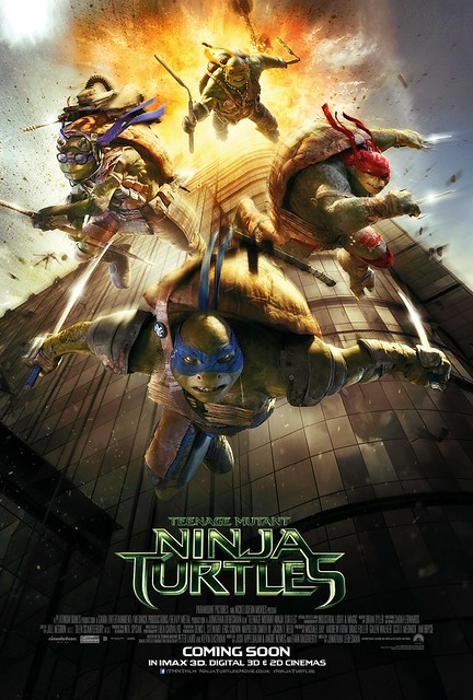 (2014) Teenage Mutant Ninja Turtles