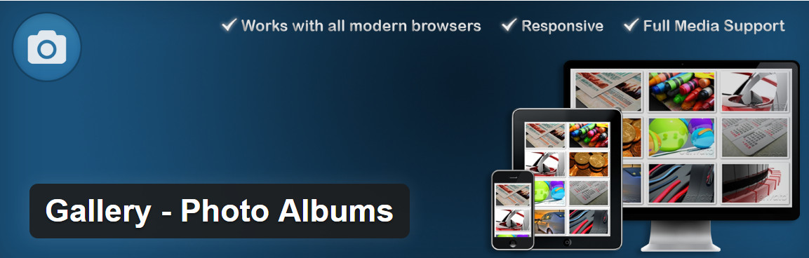 Gallery – Photo Albums – photo albums in WordPress