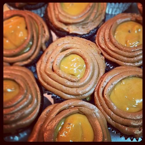 14.2 Robsonragouter - Chocolate Dulce de Leche Cupcakes