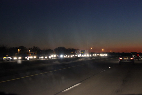 Thanksgiving Traffic I-20