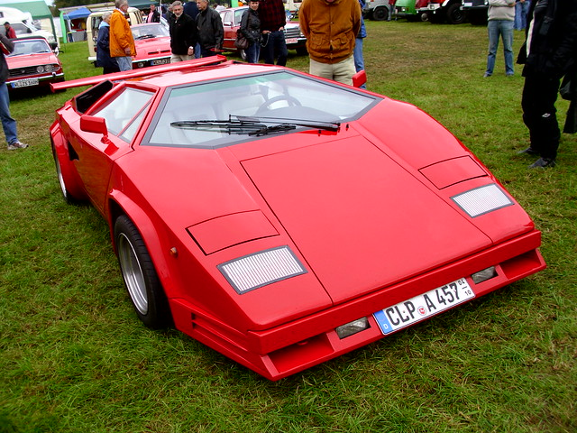 lamborghini countach replica 1 flickr photo sharing. Black Bedroom Furniture Sets. Home Design Ideas
