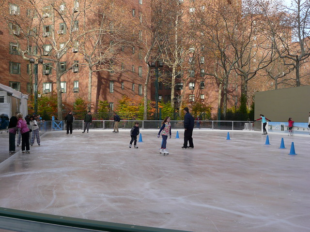 6405350071 3755d96a61 z In Spite of Hurricane Sandy Struggles, Stuy Town Will Still Get Its Despised Ice Rink This Winter