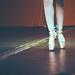 Bailando e encantando